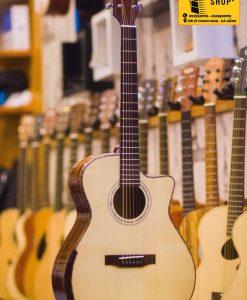Đàn Guitar Acoustic NT-D35 gỗ điệp nu