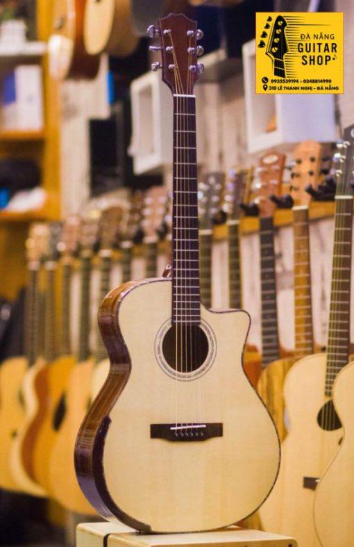 �àn Guitar Acoustic NT-D35 gỗ điệp nu