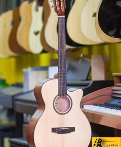 Guitar Acoustic G-Nadube Gỗ mahogani