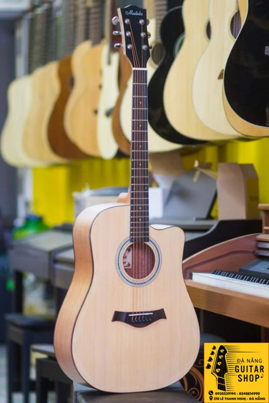 �àn Guitar Acoustic Meilida tại Shop guitar �à Nẵng
