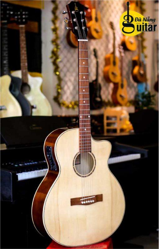 đàn guitar nte20 eq