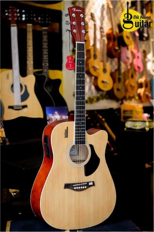 Đàn guitar rosen g11bk Eq